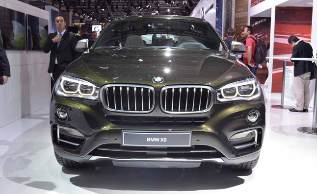 2015 Bmw X6 Video First Look Autoguide Com News