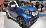 Smart Fortwo Gains Style, Comfort, Real Transmission