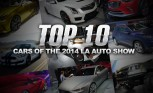 Top 10 Cars of the 2014 L.A. Auto Show