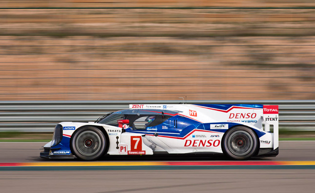 Toyota Race Cars >> Next Prius Borrows Technology From Toyota Race Cars
