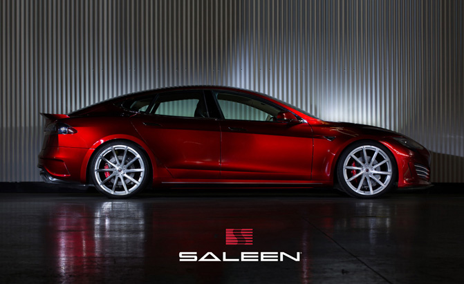 Saleen Renames Its Tesla Model S Packages Autoguide Com News