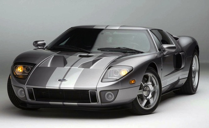 New Ford GT to Race at Le Mans in 2016 » AutoGuide.com News
