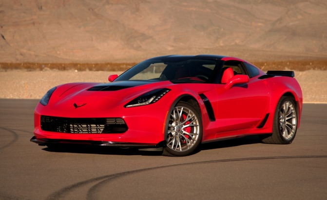 2015 Chevrolet Corvette Z06 Review Autoguide