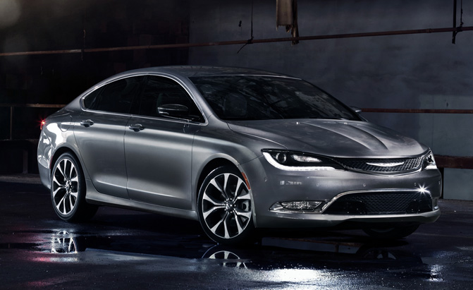 Chrysler 200 Might Offer Small Turbosel