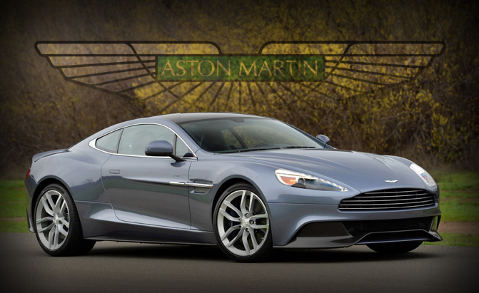 2017 Aston Martin Vanquish Coupe Review
