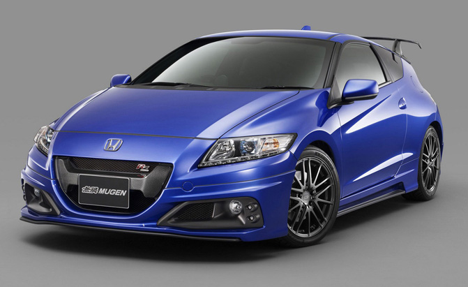 2018 Honda Cr Z Turbo Rumored