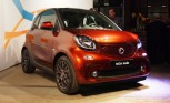 2016 smart fortwo Makes North American Debut