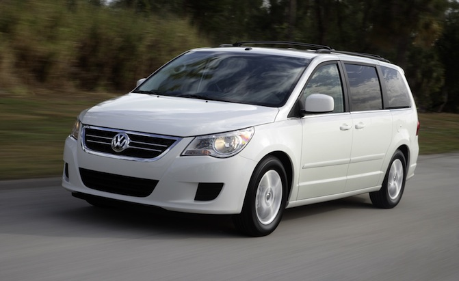 Vw Routan Ignition Switch Recall Extended Autoguide Com News
