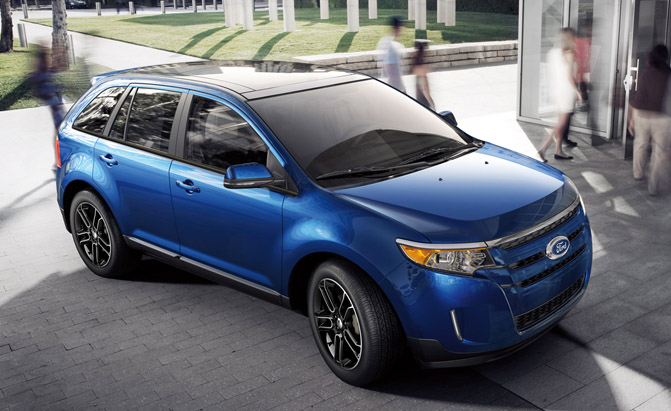 Ford Edge Sport Under Investigation By Nhtsa