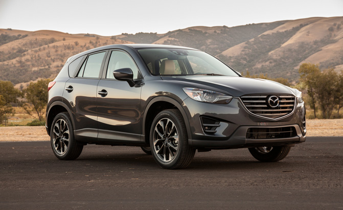 Mazda CX-5 Stop Sale, Recall Issued Over Fuel Leak Issue