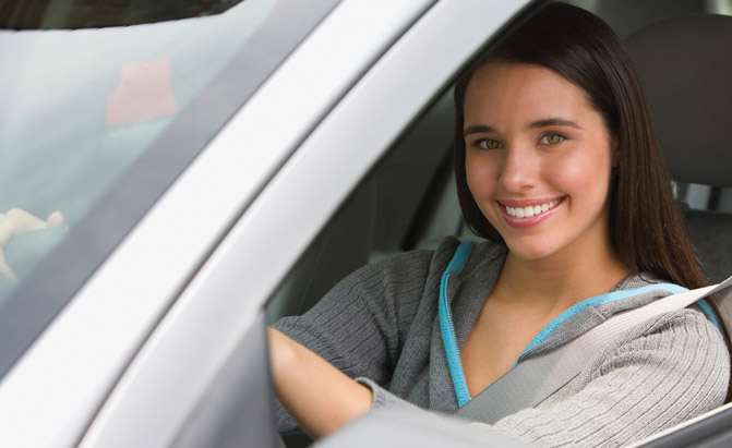 Fewer Teens Dying Behind the Wheel: Report