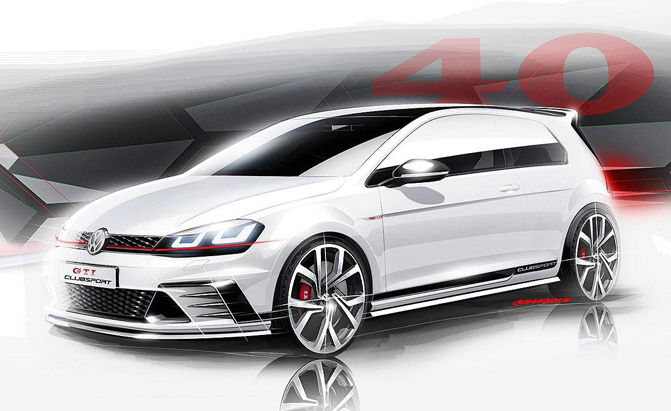 GTI Clubsport Concept