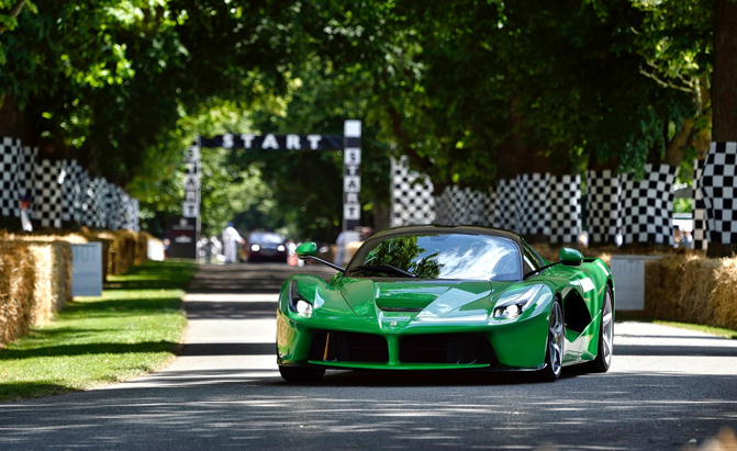 Watch The 2015 Goodwood Festival Of Speed Live Streaming Here