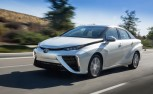 The Toyota Mirai Gets More Emissions-Free Miles Than a Tesla Model S