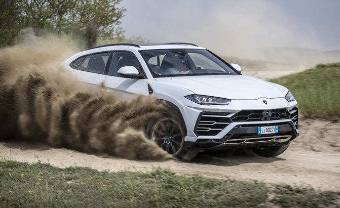 Lamborghini Urus - Most expensive SUVs