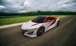 Acura NSX Ready to Tackle Pikes Peak