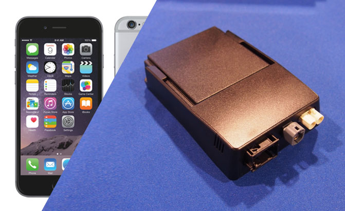Smartphone Box Brings High-End Features to Low-Cost Cars