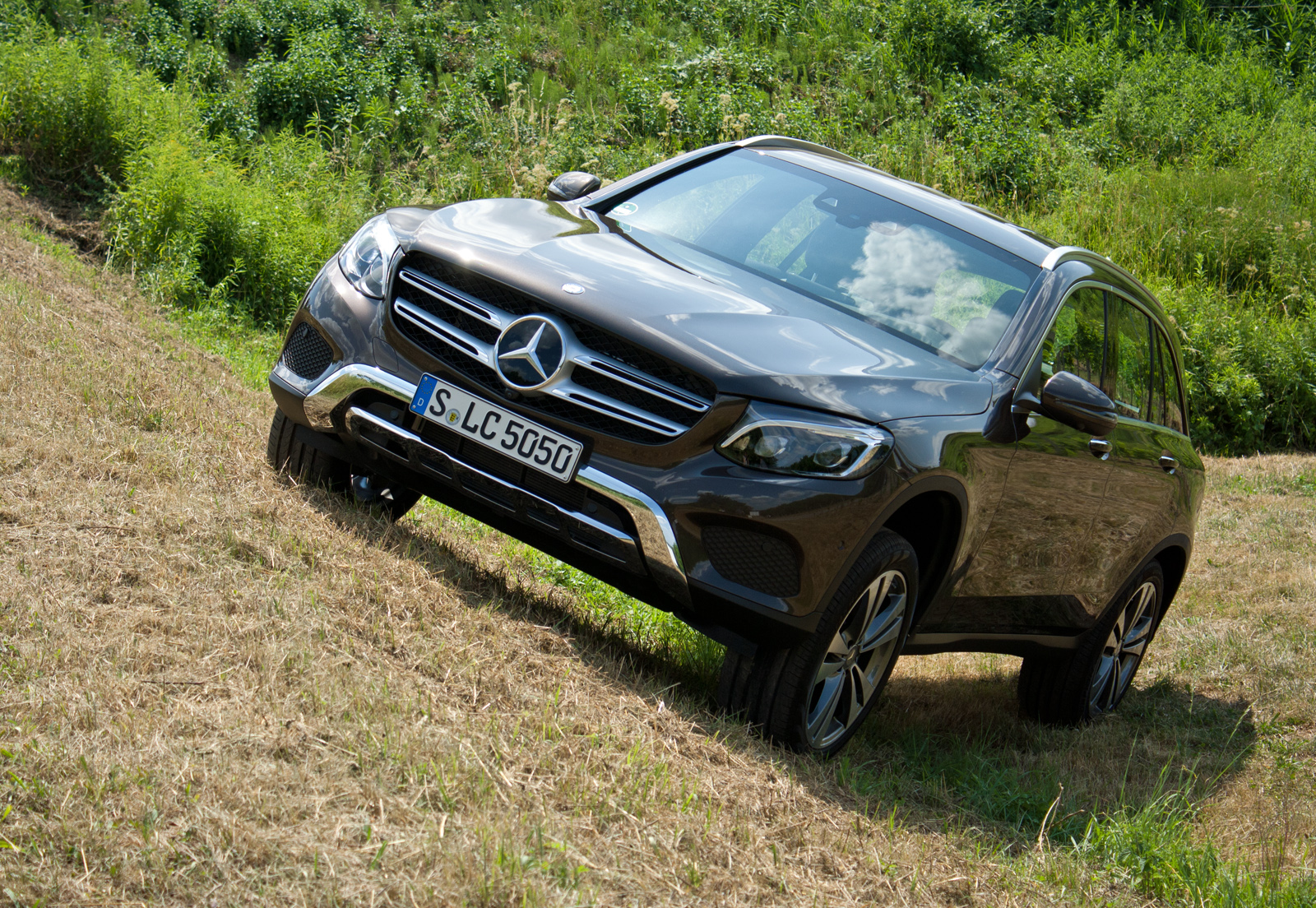 2016 Mercedes GLC300 First Drive Review