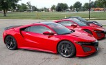 2016 Acura NSX Spotted in the Wild