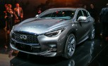 Infiniti Q30 Revealed: Think of it as a Mercedes CLA Hatchback