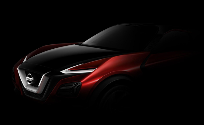 Nissan Concept Crossover