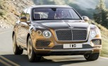 First Bentley Bentayga Reserved for The Queen