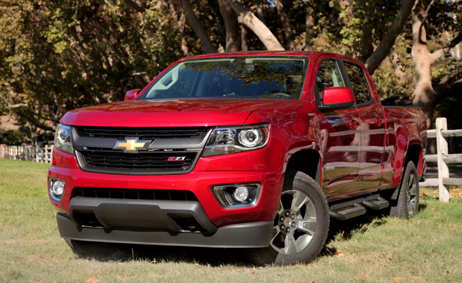 2016 Chevrolet Colorado Diesel Review Autoguide