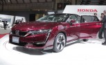 Honda Clarity Fuel Cell has the Best EV Range in the US