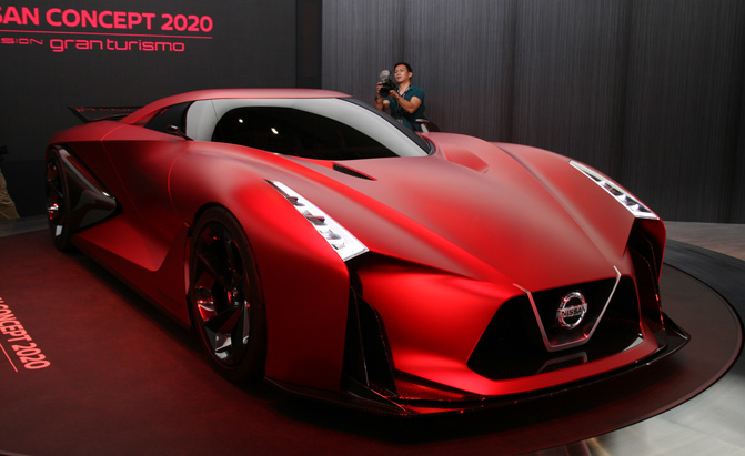2020 Nissan Gt R Will Be A Hybrid With Hypercar Performance