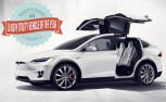 Tesla Model X Wins 2016 AutoGuide.com Reader's Choice Luxury Utility Vehicle of the Year Award