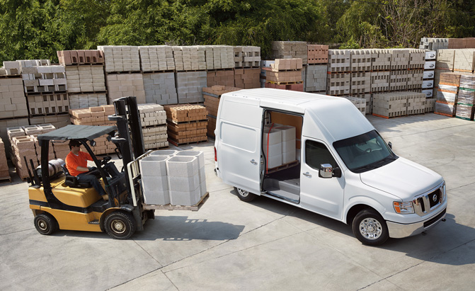 2016 Nissan Nv Cargo Van To Start From 27 835