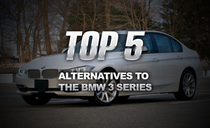 Top Five Alternatives to the BMW 3 Series
