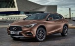 Infiniti Q30 Now Renamed to QX30 for North American Market