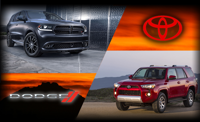Dodge Durango or Toyota 4Runner