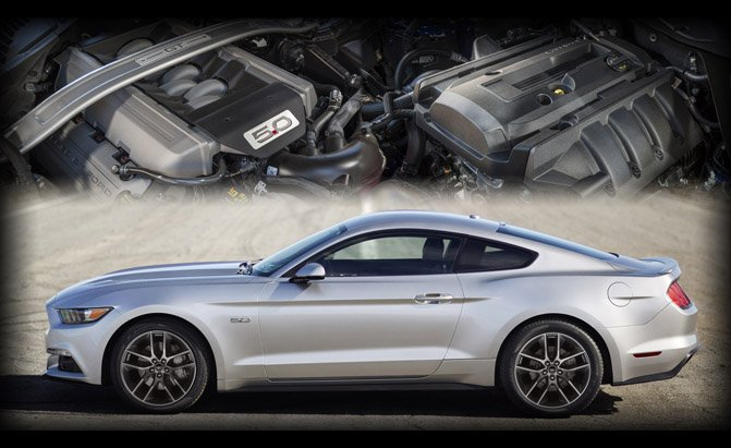 Ford Mustang GT or Ford Mustang EcoBoost