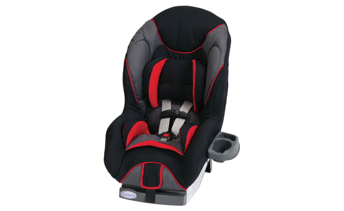 Graco Child Seats Recalled To Fix Labeling Issue