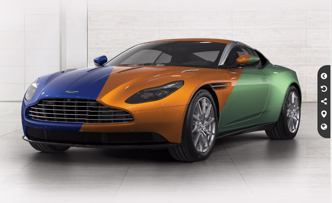 you can now build your own aston martin db11 » autoguide news