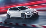 VW Golf GTI TCR Looks Mean and Ready to Win Races
