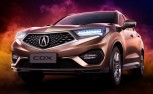 Acura CDX Bows as a China-Only Crossover