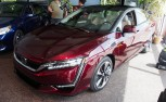 Honda Clarity Range Expands to Include 3 Green Models