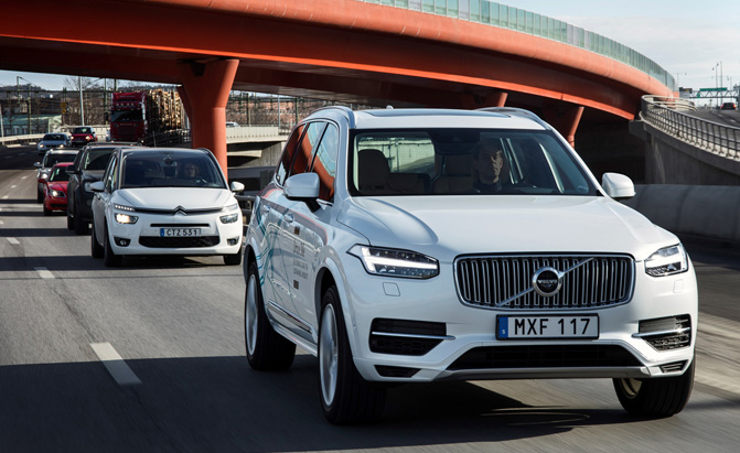 Volvo to Cap the Top Speed of its Cars at 112 MPH for Safety Reasons