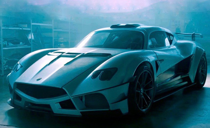 This Hp Monster Is Italy S Newest Hypercar And It S Faster