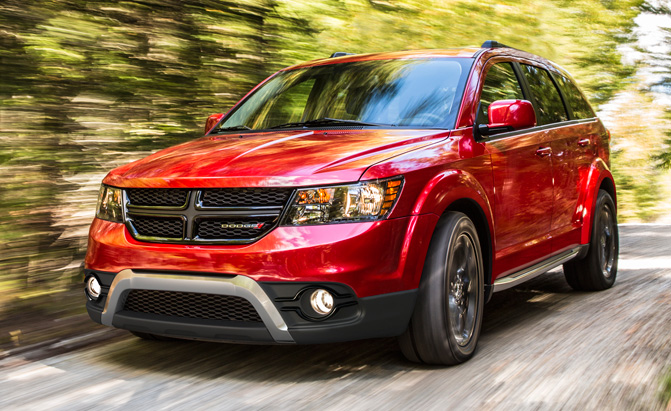 2009 2016 Dodge Journey Recalled For Steering Issue