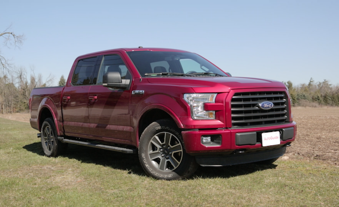 2016 Ford F 150 4 1