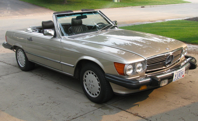 Affordable Classic Convertibles