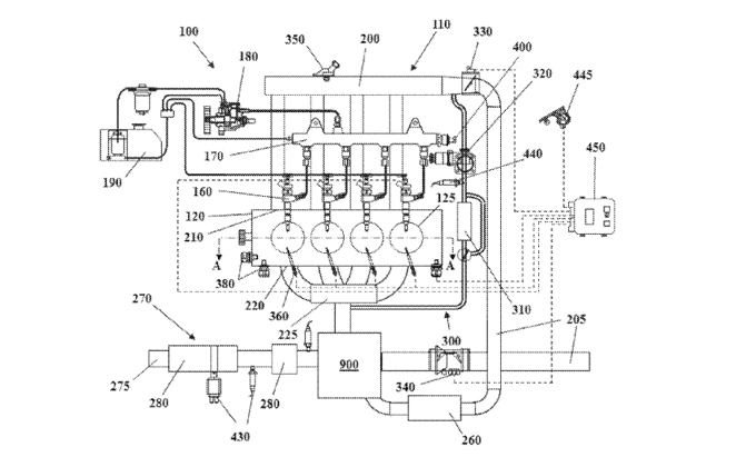 GM Two-stage Turbo patent