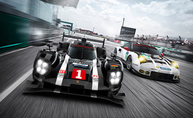 Watch The 24 Hours Of Le Mans Live Streaming Autoguidecom News