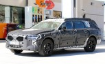 Volvo V90 Cross Country Spied Testing in Southern Europe