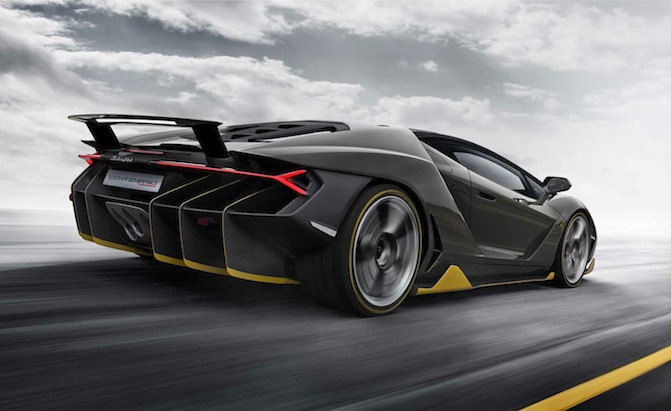 Lamborghini Developing Carbon Fiber Engine Parts Autoguide Com News