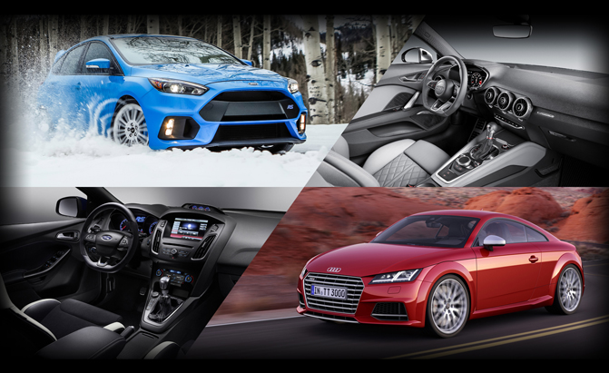 Ford Focus RS or Audi TTS